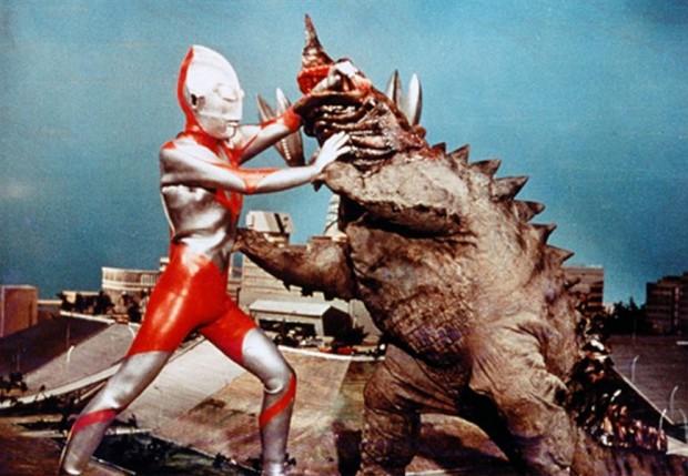 Ultraman foi o grande herói da minha infância