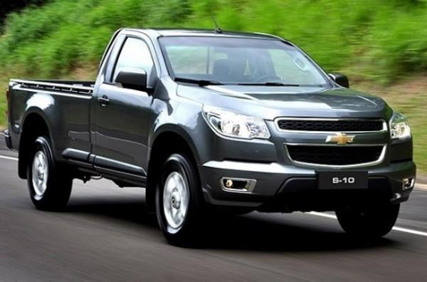 Chevrolet convoca unidades da S10 para recall