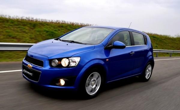 Chevrolet convoca recall para o Sonic