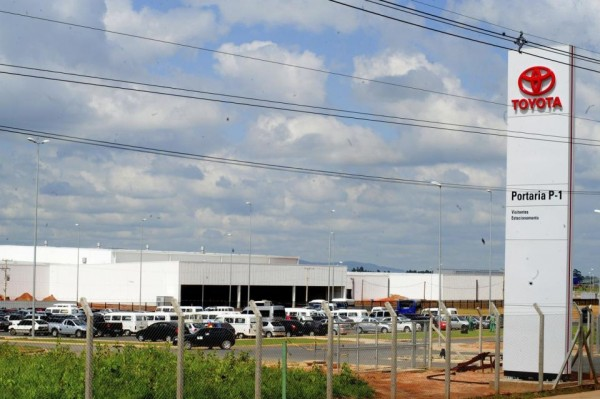 Toyota começa a exportar toda linha Etios para a Argentina