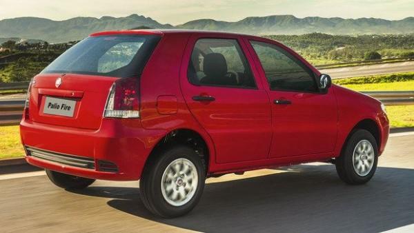Palio Fire assume lugar do Mille para virar carro de entrada da Fiat no Brasil