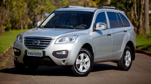 Lifan não irá repassar aumento do IPI para o preço do SUV X60