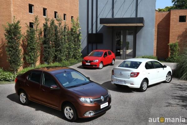 Renault apresenta Novo Logan 2014