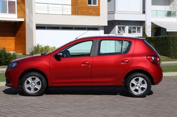 Novo Renault Sandero 2015 Dynamique 1.6 16v