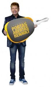 Promocao Portas Abertas da Renault