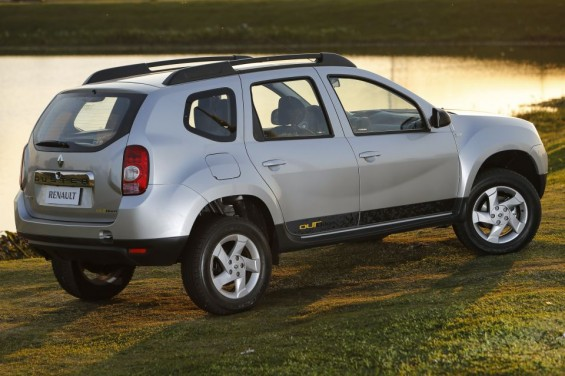 Renault Duster Outdoor 2015