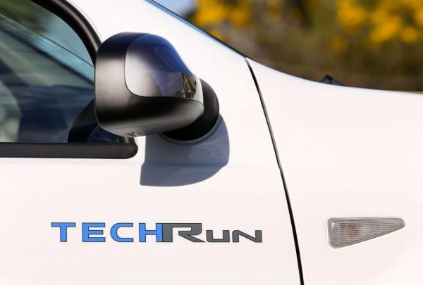 Sandero Tech Run 2014