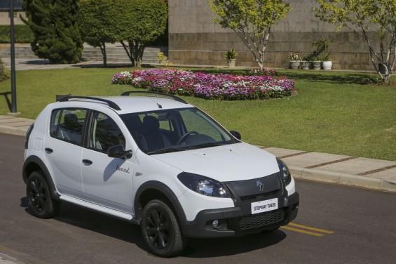 Renault Sandero Stepway Tweed
