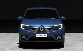 Renault Sandero 2020 - Frente
